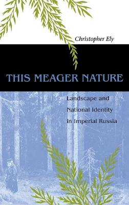 This Meager Nature by Christopher Ely