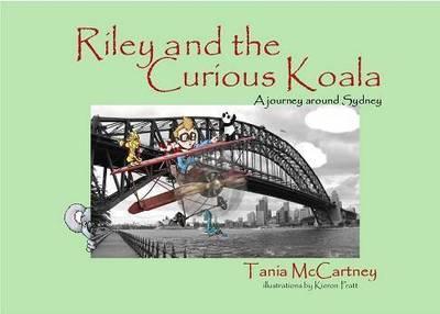Riley and the Curious Koala by Tania McCartney
