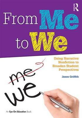 From Me to We book