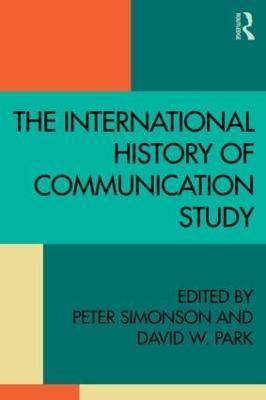 International History of Communication Study book