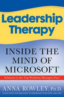 Leadership Therapy by Anna Rowley