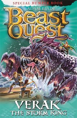 Beast Quest: Verak the Storm King by Adam Blade
