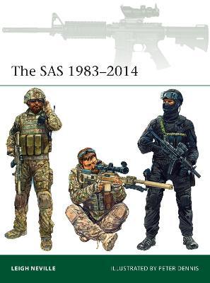 SAS 1983-2014 by Leigh Neville