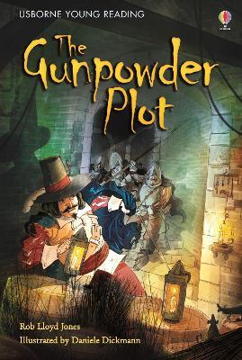 Gunpowder Plot by Rob Lloyd Jones