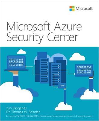 Microsoft Azure Security Center book