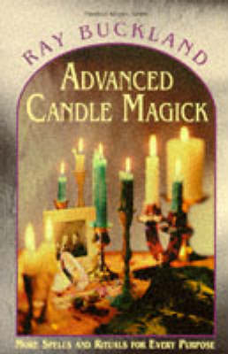 Advanced Candle Magick by Raymond Buckland