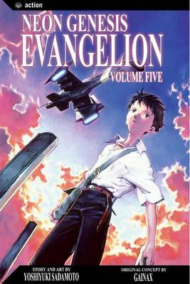 Neon Genesis Evangelion, Vol. 5 (2nd Edition) by Yoshiyuki Sadamoto