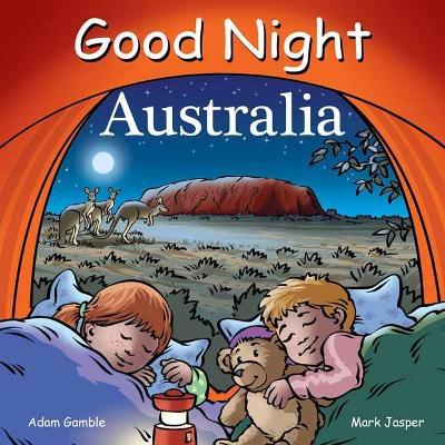 Good Night Australia by Adam Gamble