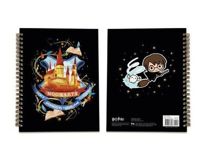 Harry Potter Spiral Notebook by Insight Editions