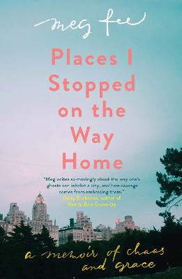Places I Stopped on the Way Home book