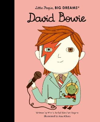 David Bowie book