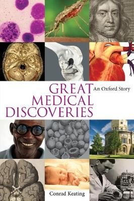 Great Medical Discoveries by Conrad Keating