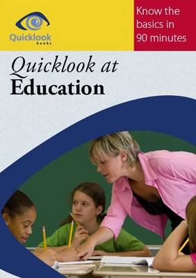 Quicklook at Education book