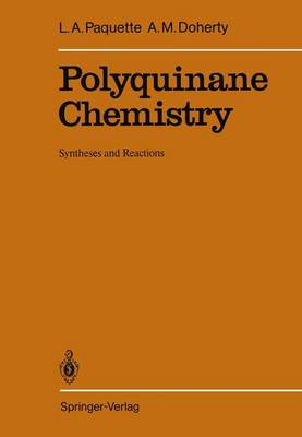 Polyquinane Chemistry by Annette M. Doherty
