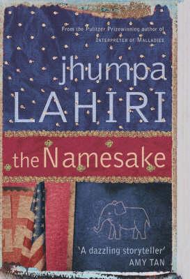 The The Namesake by Jhumpa Lahiri