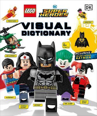 LEGO DC Super Heroes Visual Dictionary book