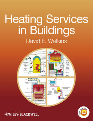 Heating Services in Buildings by David E. Watkins