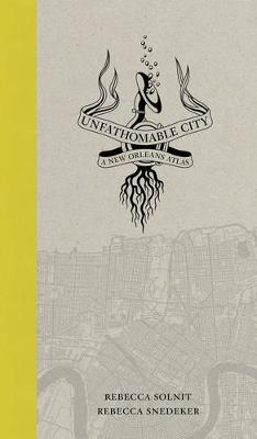 Unfathomable City by Rebecca Solnit