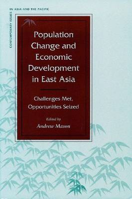Population Change and Economic Development in East Asia book
