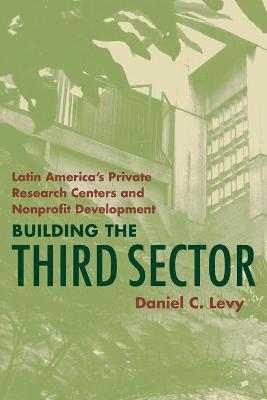 Building the Third Sector by Daniel Levy