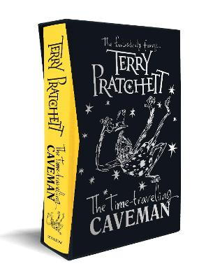 The Time-travelling Caveman book