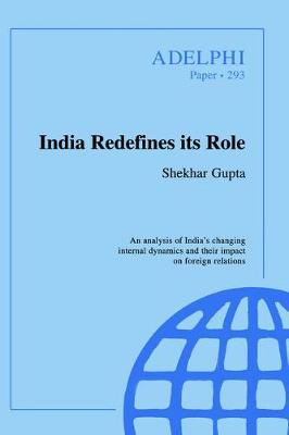 India Redefines its Role book