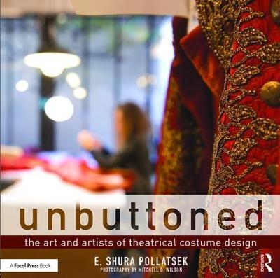 Unbuttoned by Shura Pollatsek