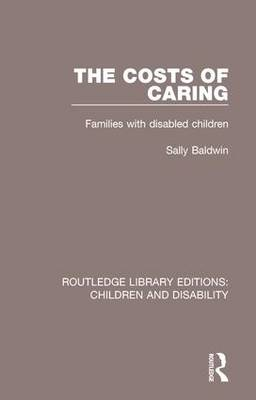 Costs of Caring book