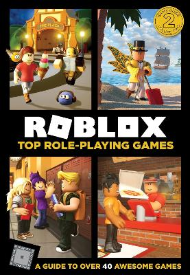 Roblox Top Role-Playing Games book