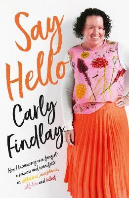 Say Hello book
