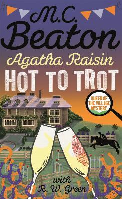 Agatha Raisin: Hot to Trot book