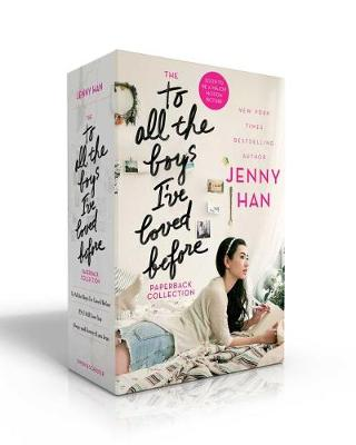 The to All the Boys I've Loved Before Paperback Collection by Jenny Han