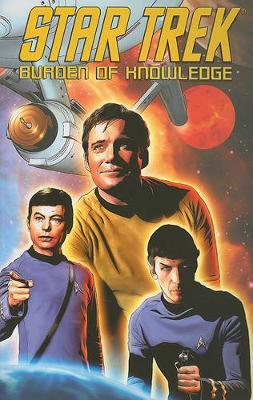 Star Trek Star Trek Burden Of Knowledge Burden of Knowledge by David Tipton