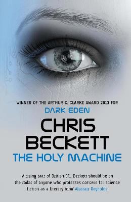 The Holy Machine by Chris Beckett