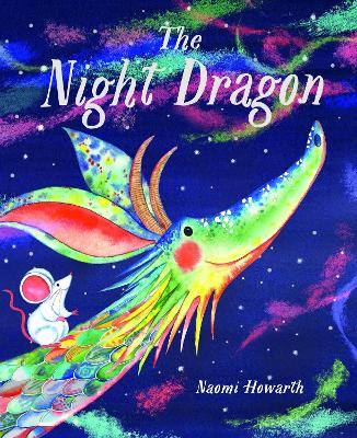 Night Dragon by Naomi Howarth