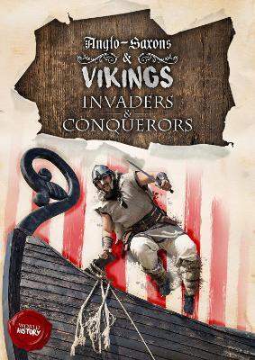 Anglo-Saxons and Vikings book