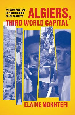 Algiers, Third World Capital: Freedom Fighters, Revolutionaries, Black Panthers book
