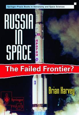 Russia in Space by Brian Harvey