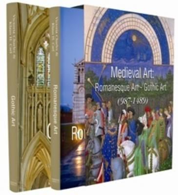 Medieval Art in Europe Medieval Art in Europe Romanesque Art Volume 1 by Victoria Charles