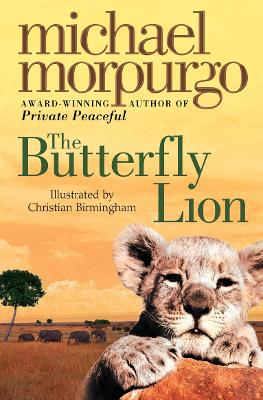Butterfly Lion book