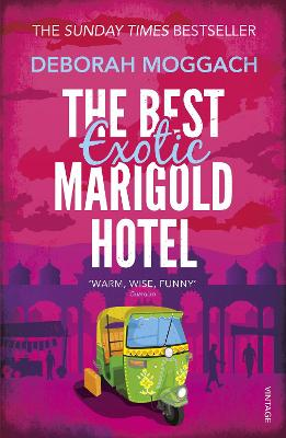 Best Exotic Marigold Hotel book