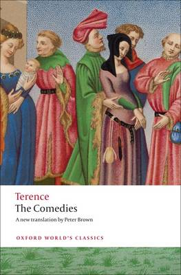 The Comedies by Terence