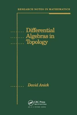 Differential Algebras in Topology book