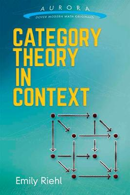 Category Theory in Context by Emily Riehl