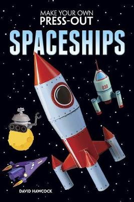 Make Your Own Press-Out Spaceships book