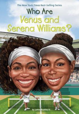 Who are Venus and Serena Williams book
