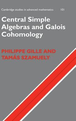 Central Simple Algebras and Galois Cohomology book