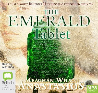 The Emerald Tablet by Meaghan Wilson-Anastasios