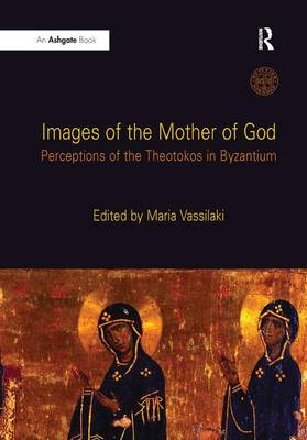 Images of the Mother of God by Maria Vassilaki