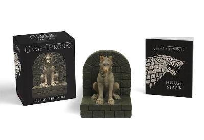 Game of Thrones: Stark Direwolf by Robb Pearlman